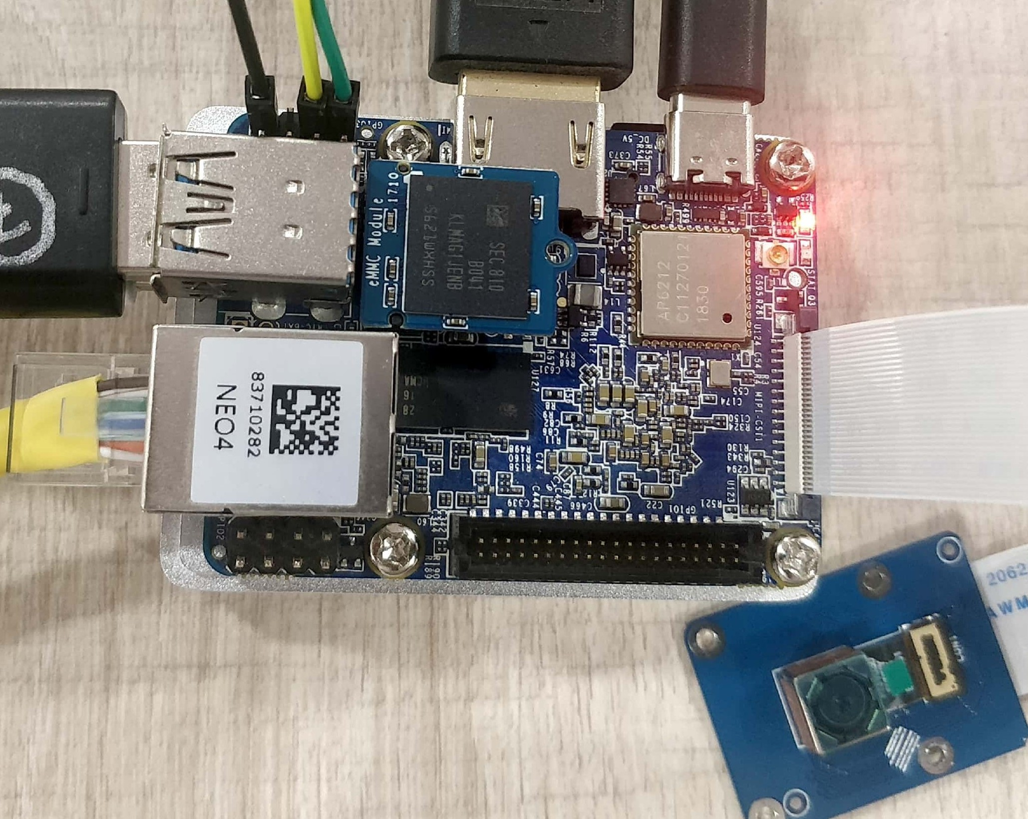 NanoPI NEO4 — Amarula Solutions's Wiki documentation